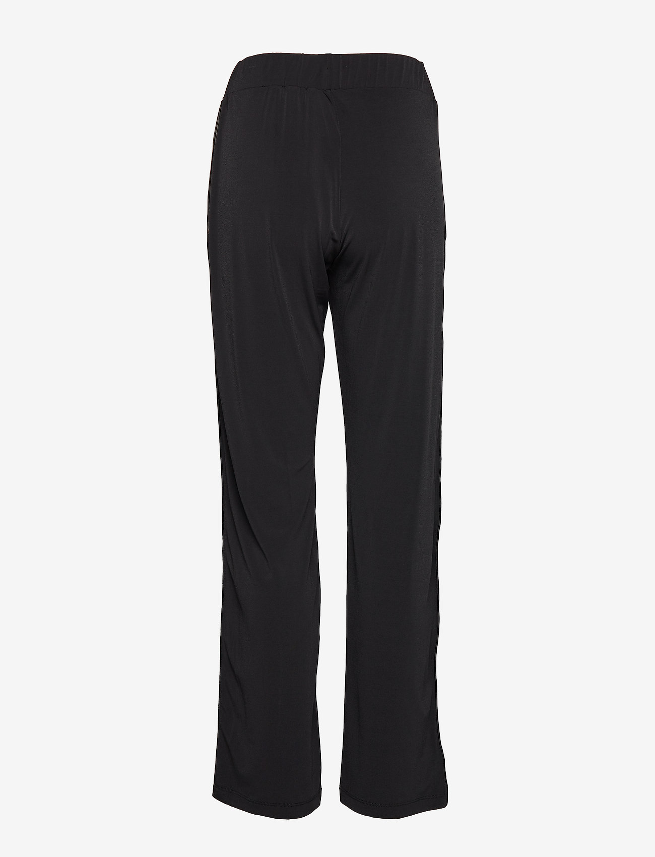 Cream Omina Pants - Byxor Pitch Black