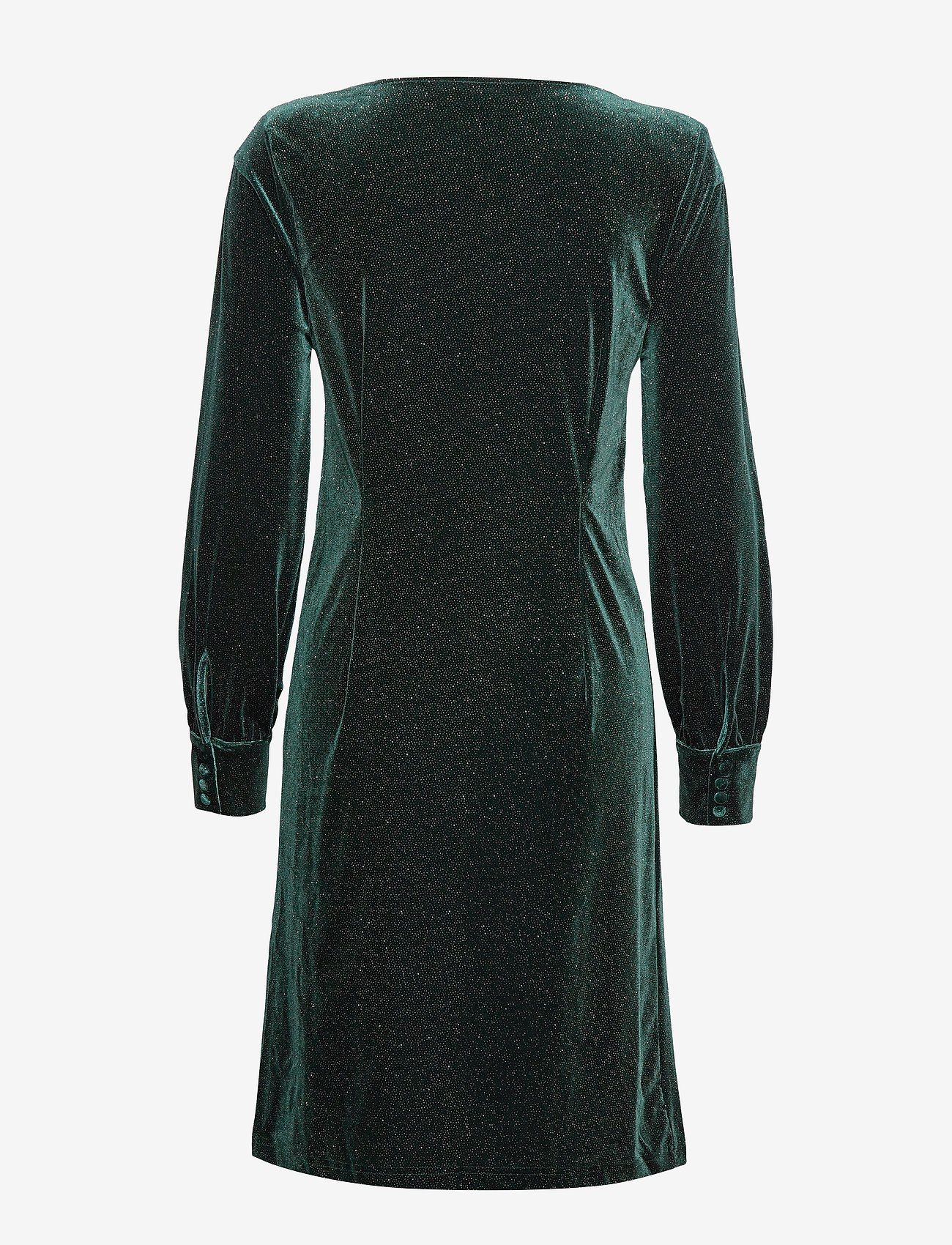 Cream - OliveCR Dress - robes de fête - deep green