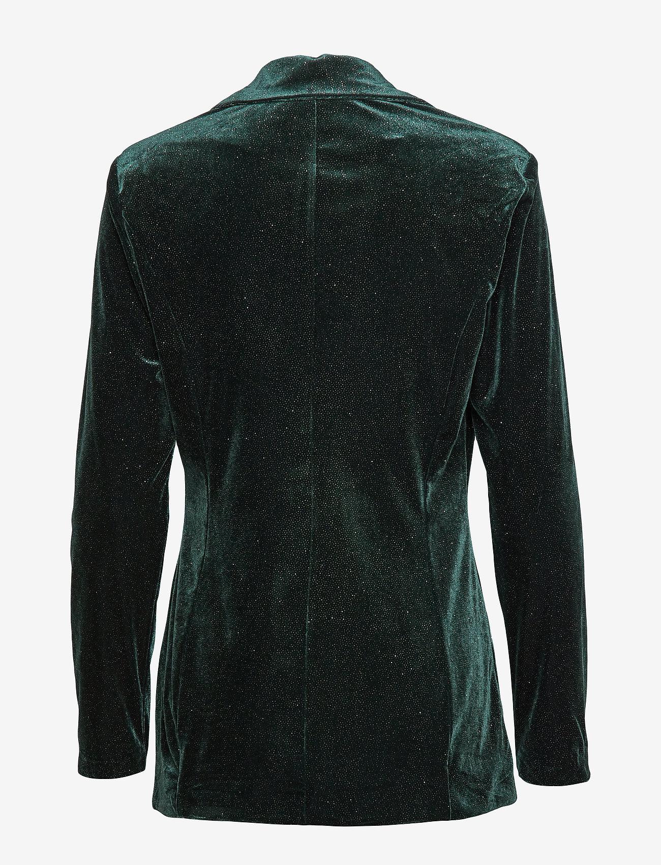 Cream - OliveCR Blazer - vestes tailleur - deep green