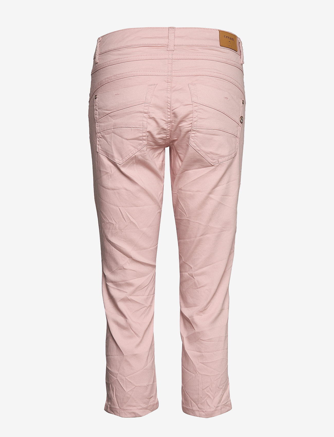 Cream - VavaCR 3/4 Pant coco fit - straight jeans - spring pink - 1