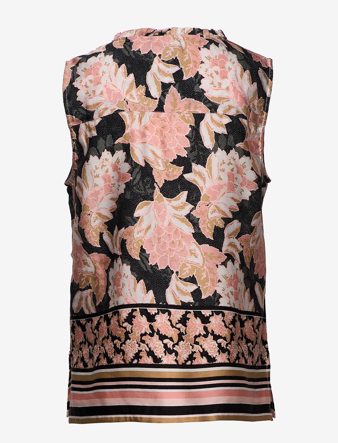 Cream - BahiaCR Top - bluzki bez rękawów - spring pink