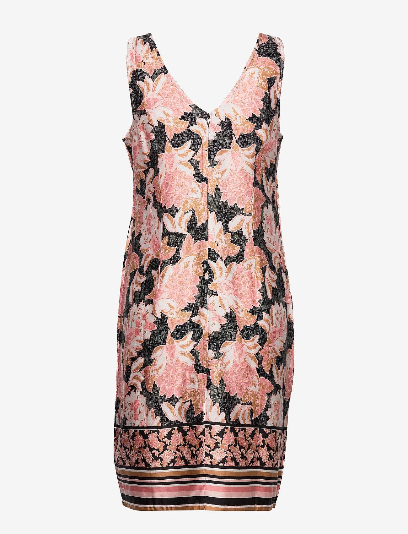Cream - BahiaCR Dress - krótkie sukienki - spring pink