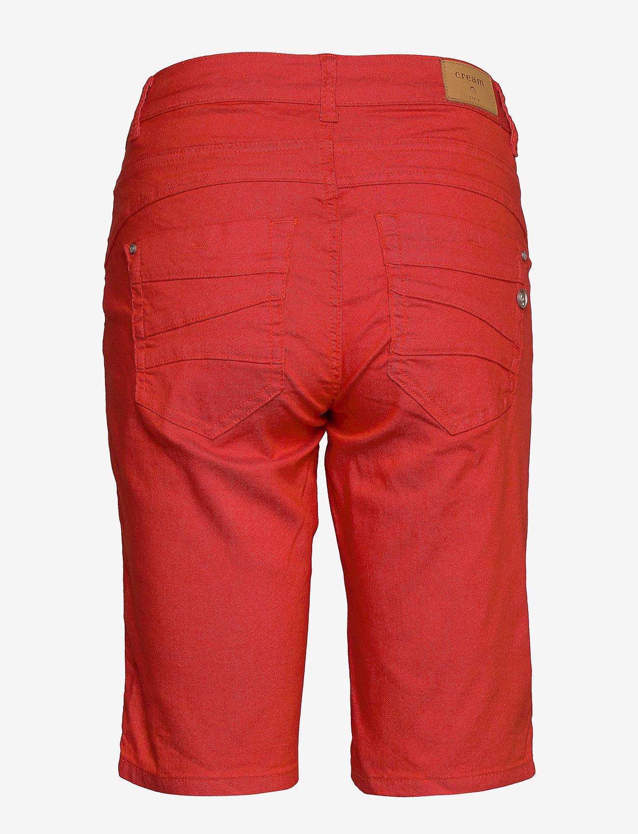 Cream - VavaCR Shorts - Coco Fit - bermudas - aurora red - 1