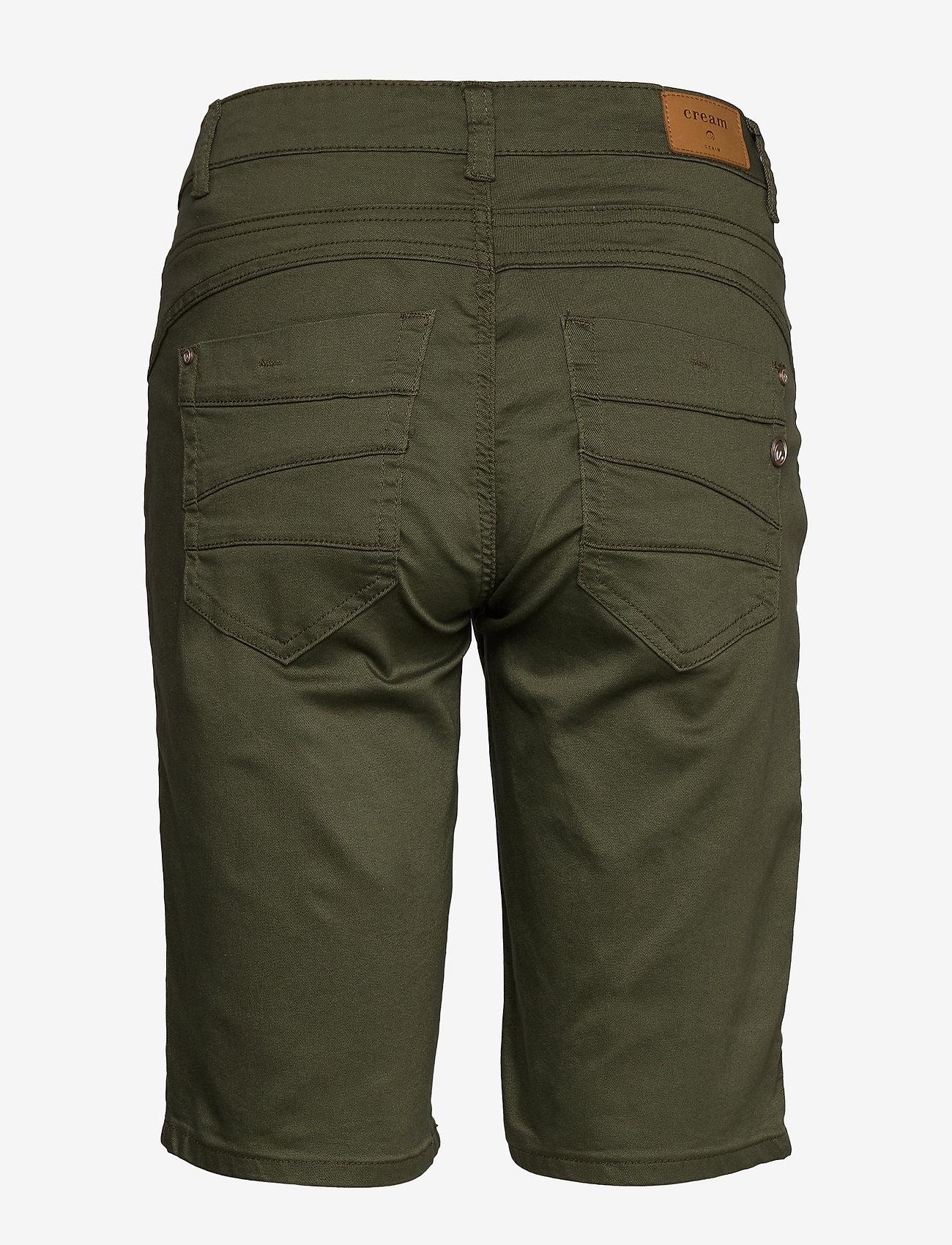Cream - VavaCR Shorts - Coco Fit - bermudas - burnt olive - 1