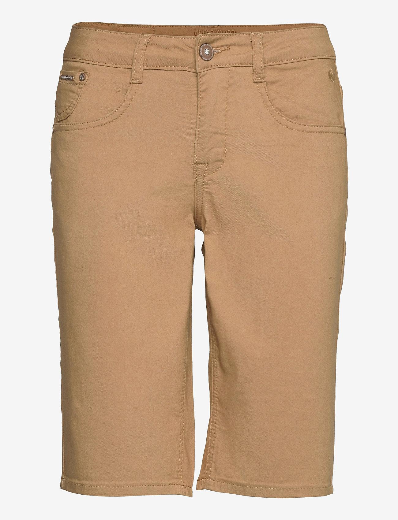 Cream - VavaCR Shorts - Coco Fit - bermudas - tannin - 0