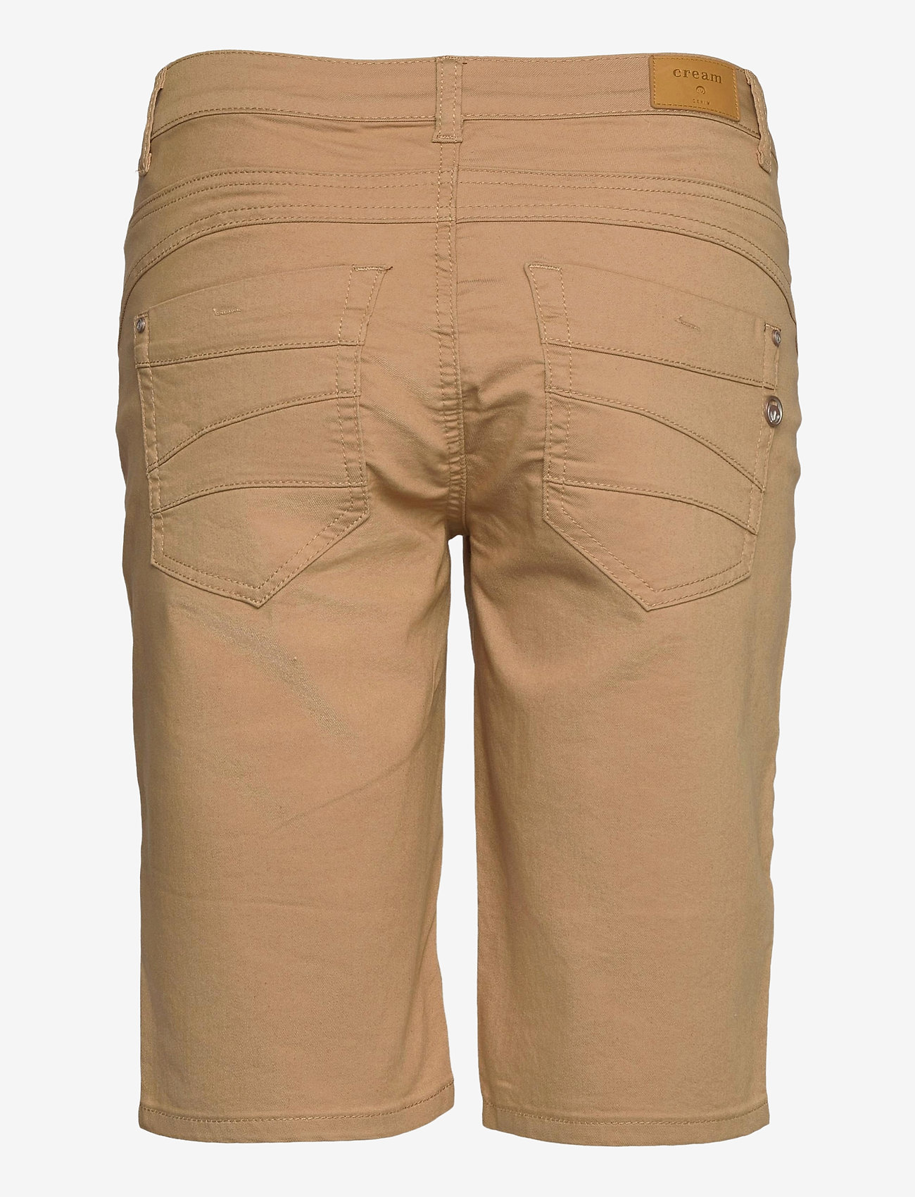 Cream - VavaCR Shorts - Coco Fit - bermudas - tannin - 1