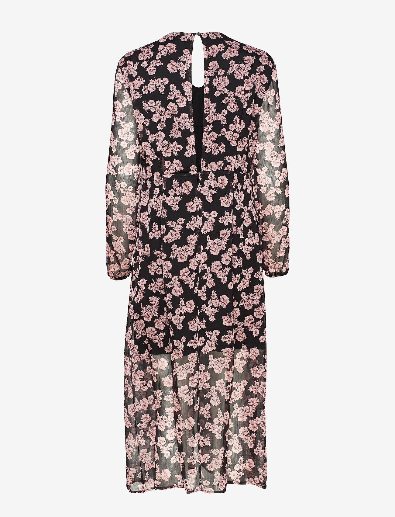 Cream Japacr Dress - Dresses