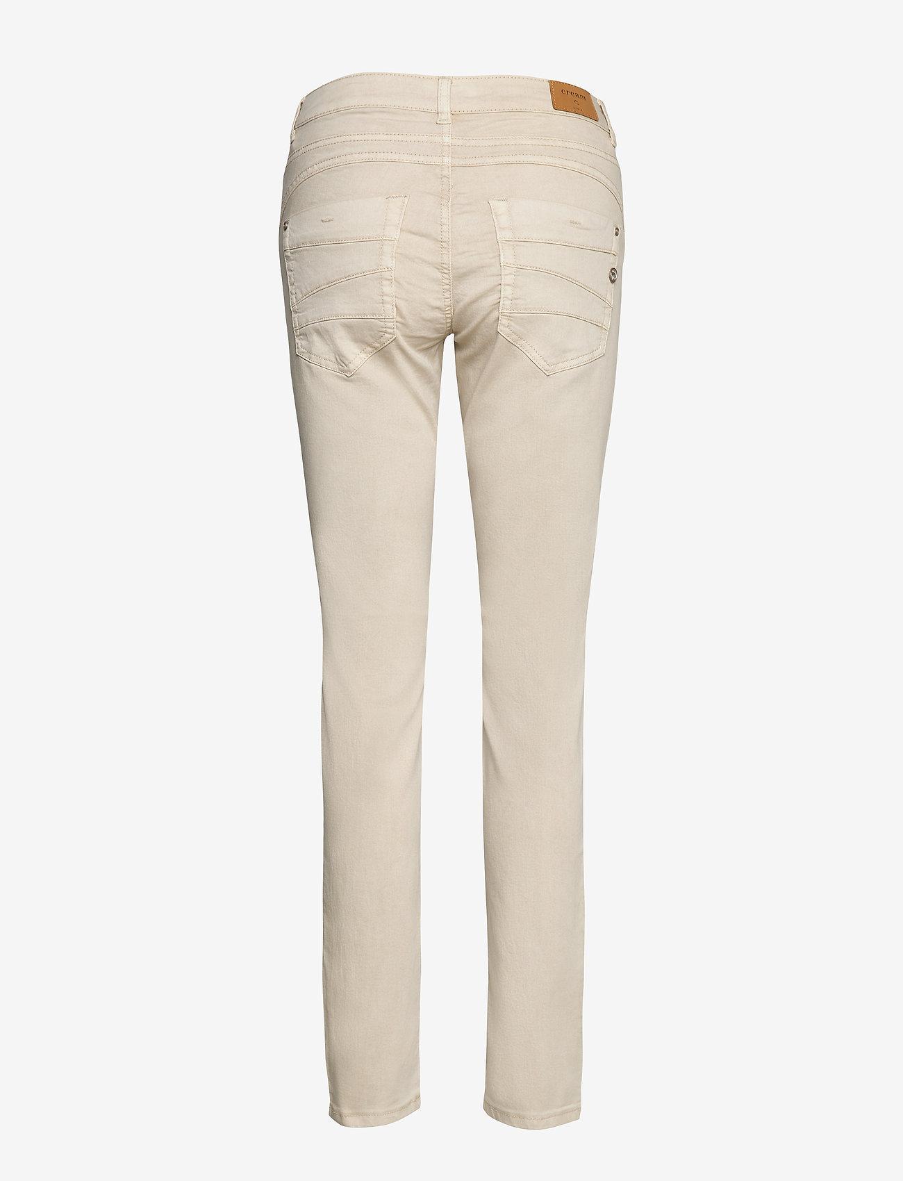 Cream - LotteCR Plain Twill - Coco Fit - skinny jeans - birch - 1