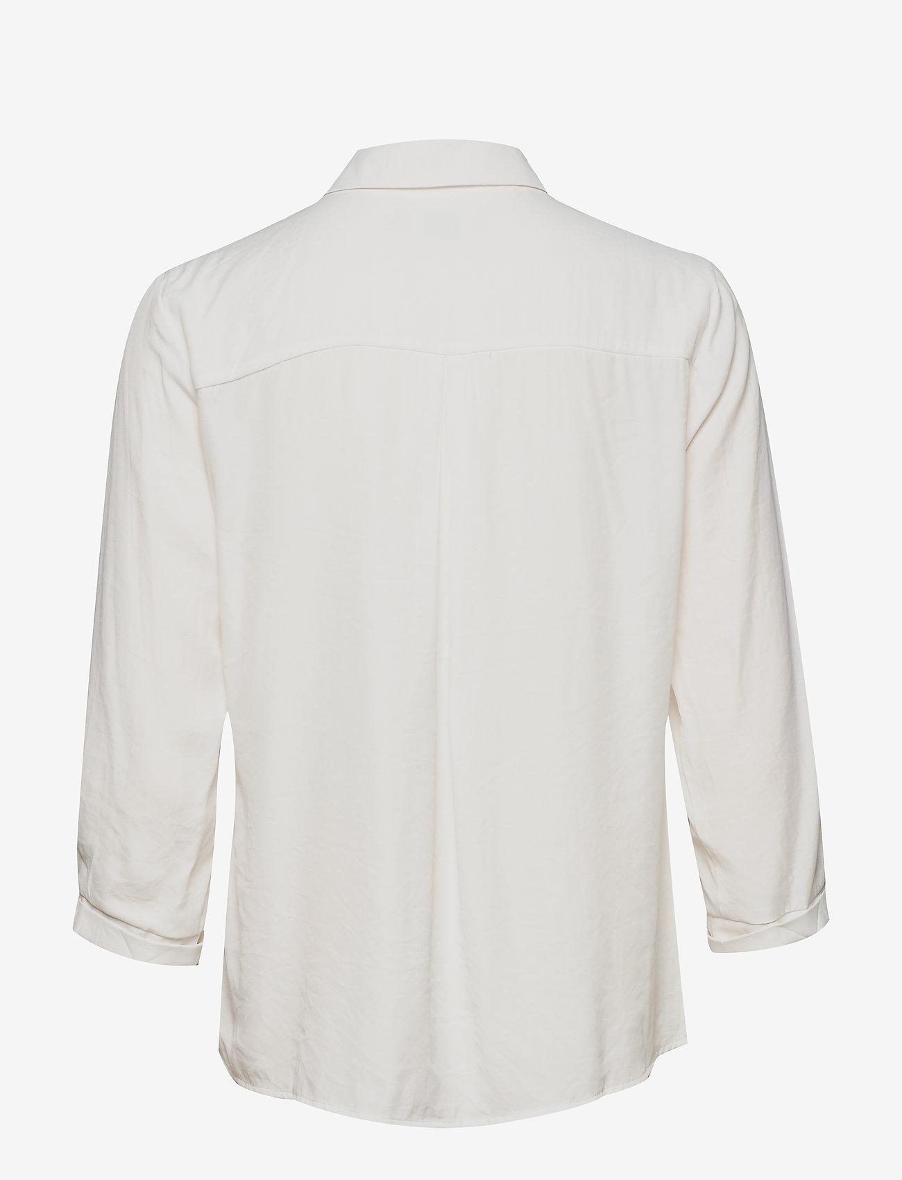 Cream - VickyCR Shirt - chemises à manches longues - snow white - 1