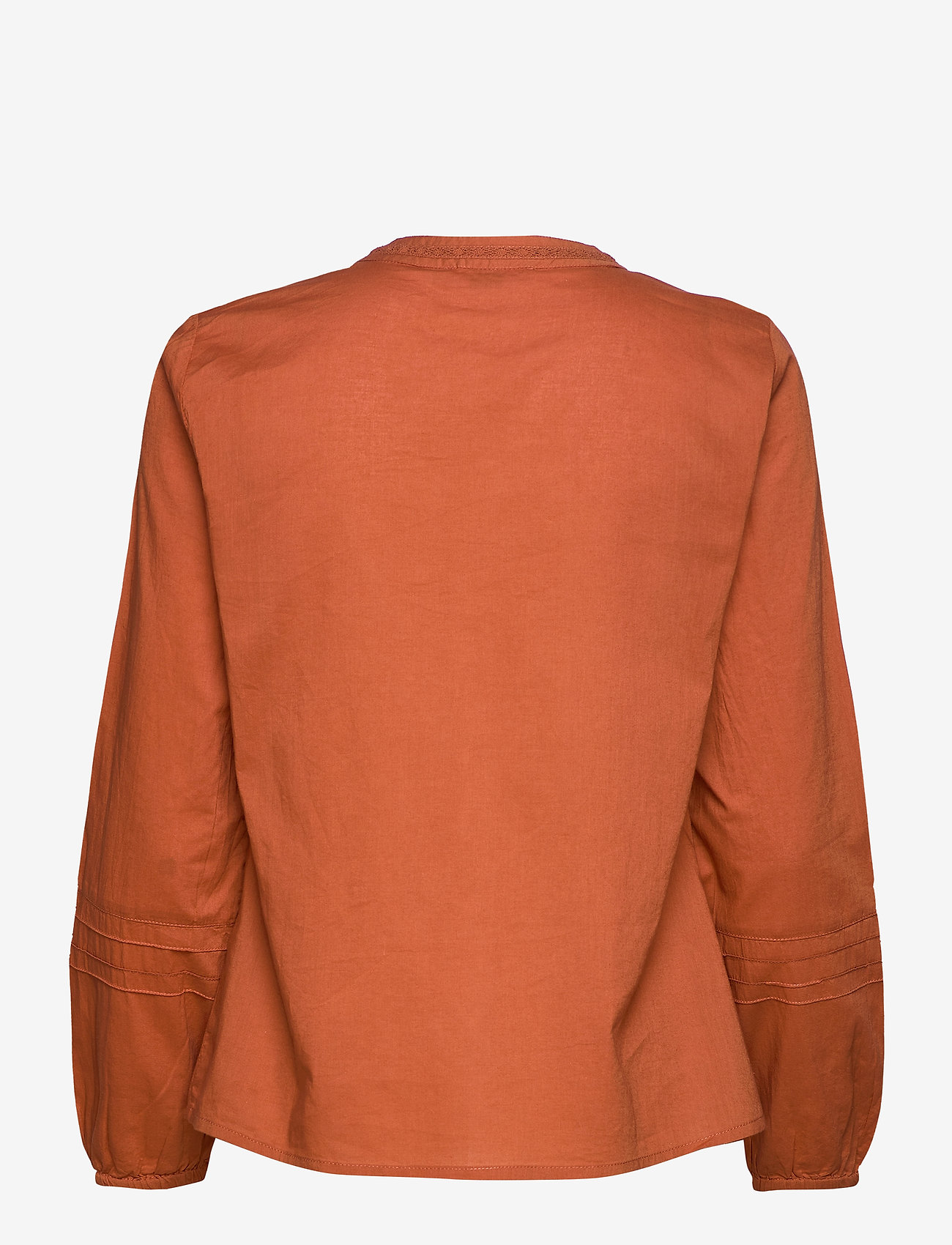Cream - StellaCR Shirt - chemises à manches longues - baked clay - 1