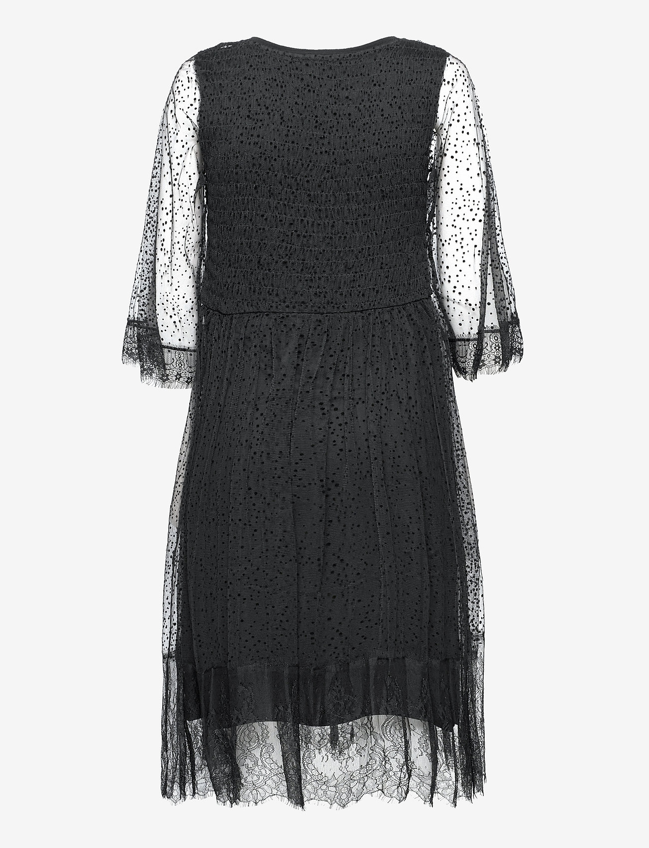 Cream - CRBodil Dress - cocktail-kjoler - pitch black - 1
