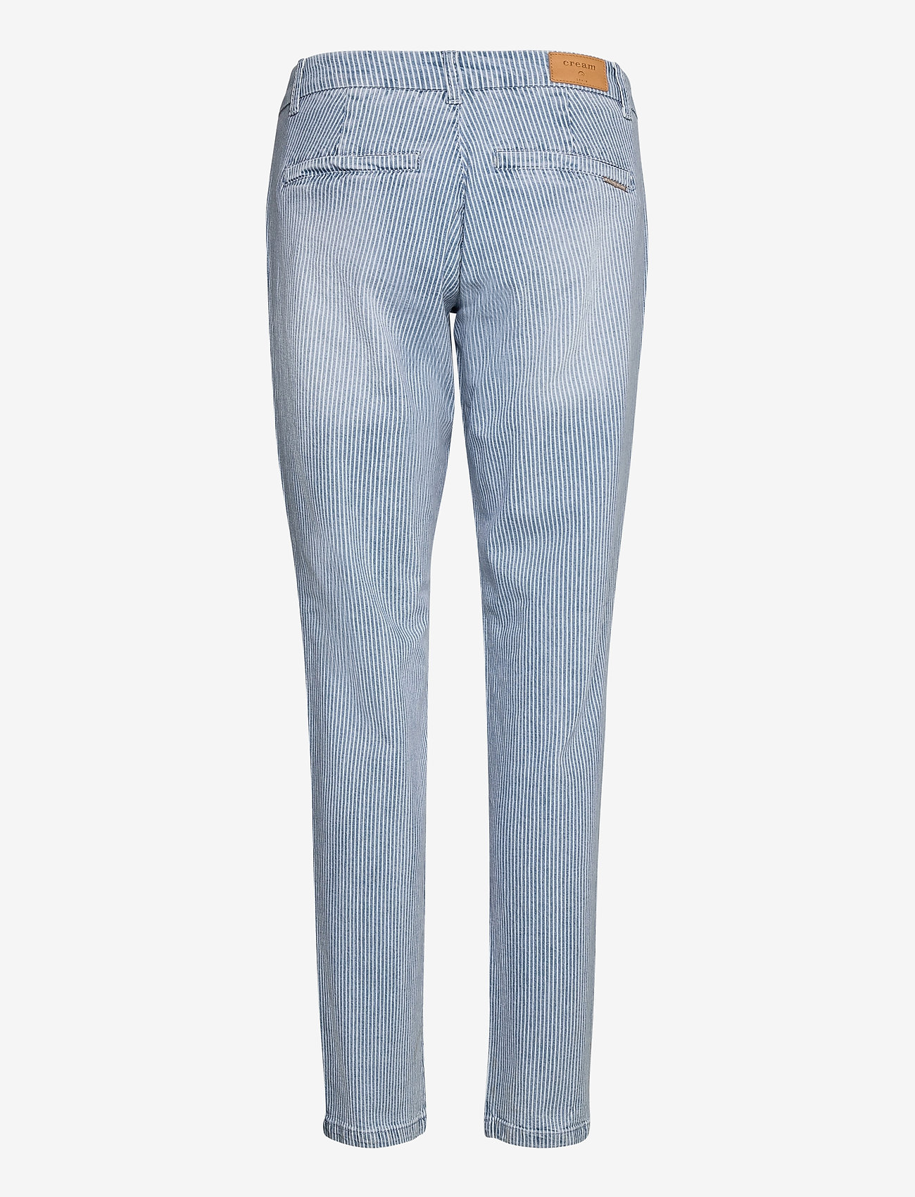 Cream - CRElsa Chino Pant - chinos - blue milkboy stripe - 1