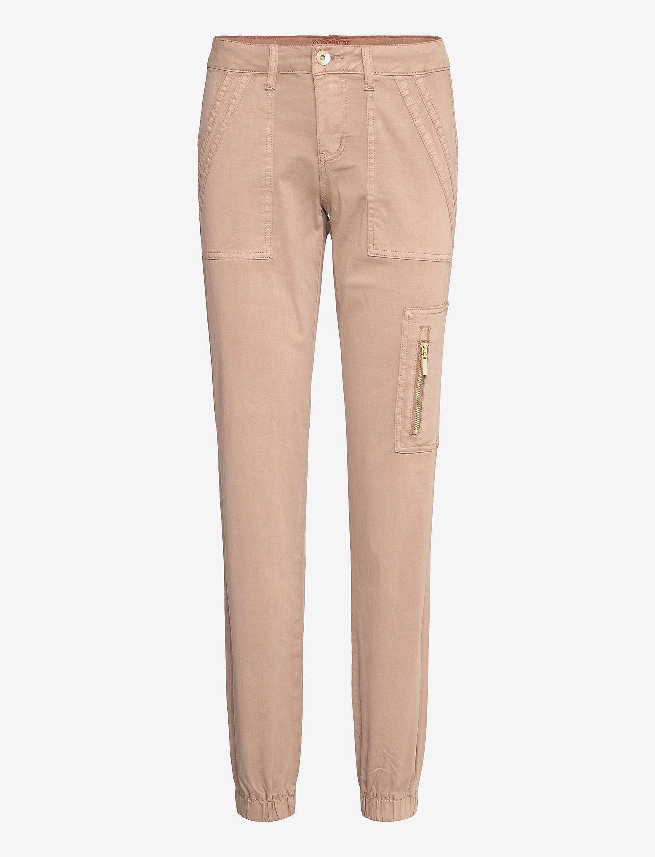 Cream - CRDafnie Jeans - Coco Fit - straight regular - cognac - 0