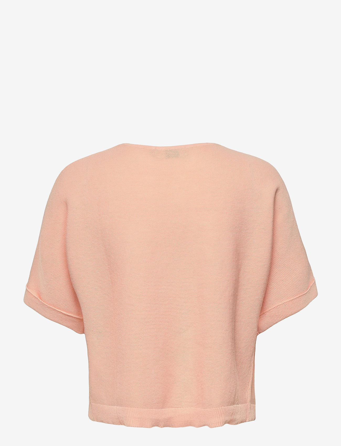 Cream - CRSillar Knit Bolero - swetry rozpinane - pink sand - 1