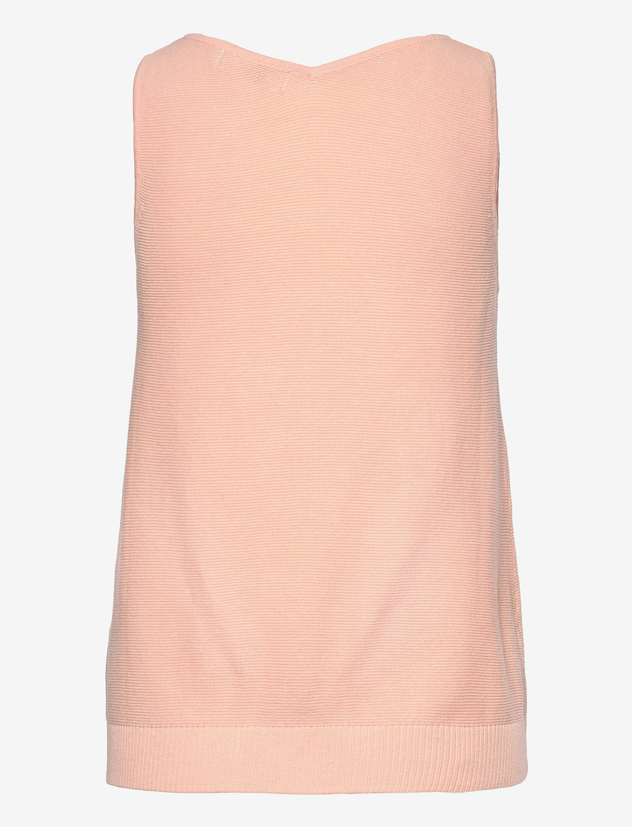 Cream - CRSillar Knit Top - knitted vests - pink sand - 2