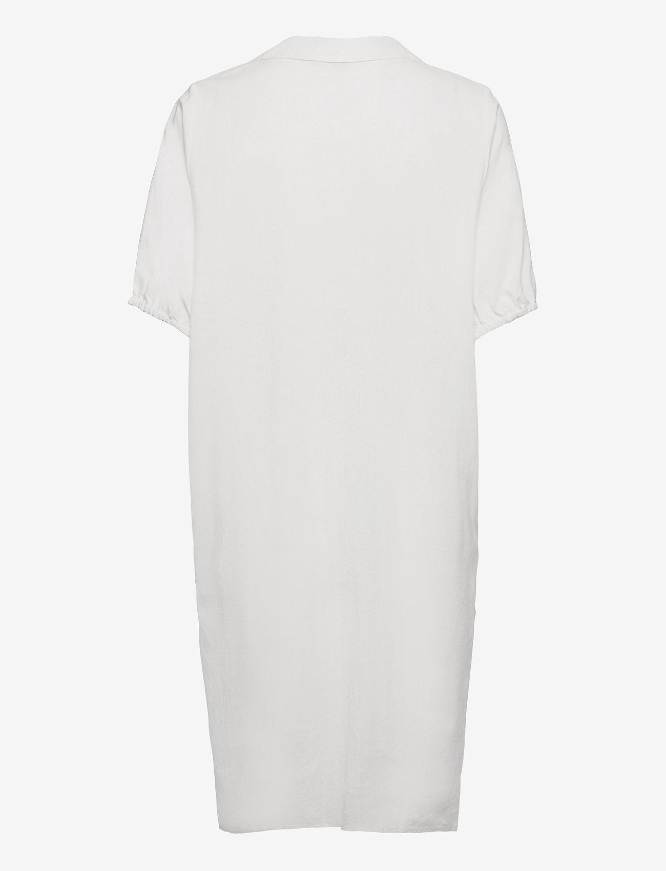 Cream - CRVenta Dress - sommerkjoler - snow white - 1