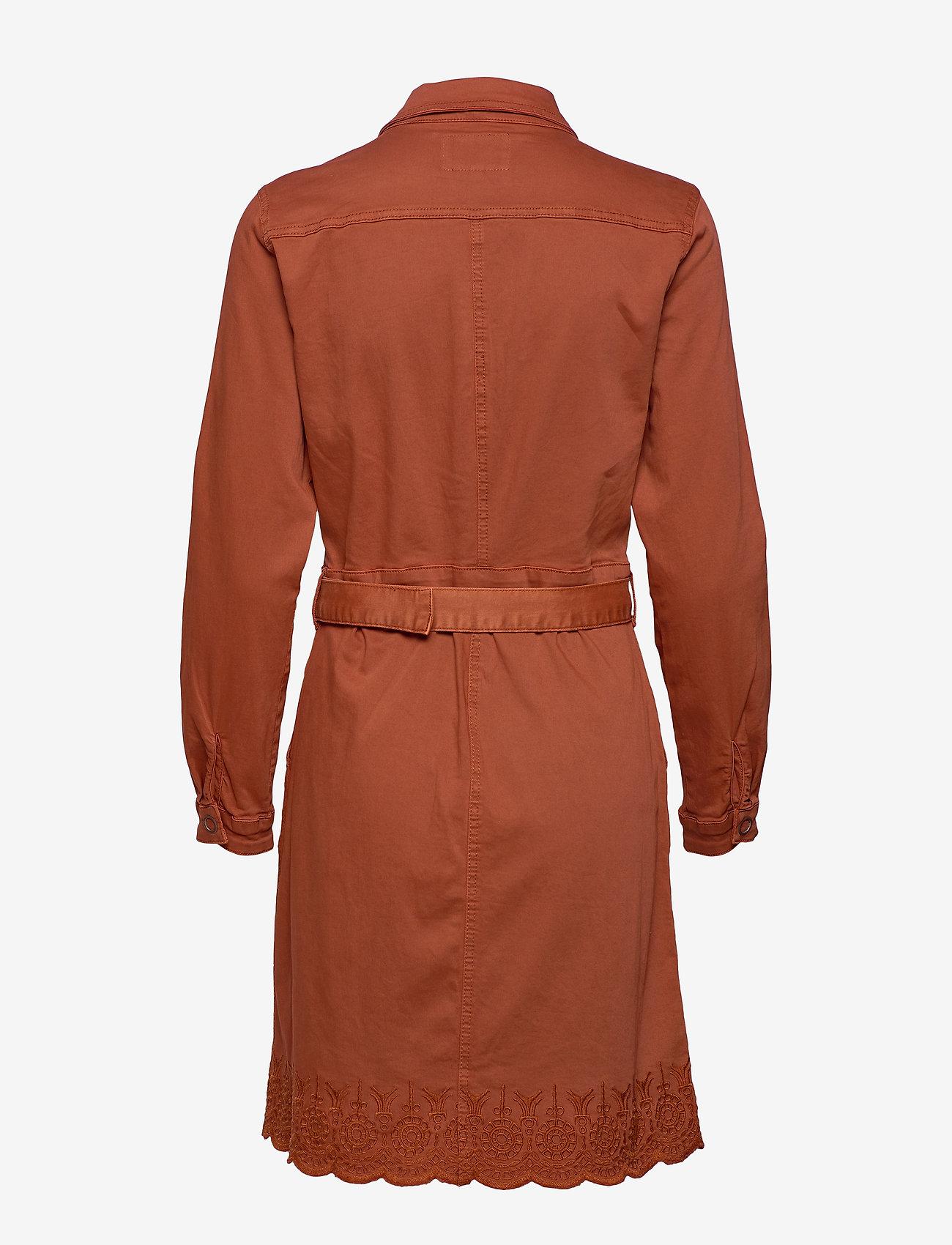 Cream StacyCR Dress - Sukienki GINGER BREAD - Kobiety Odzież.