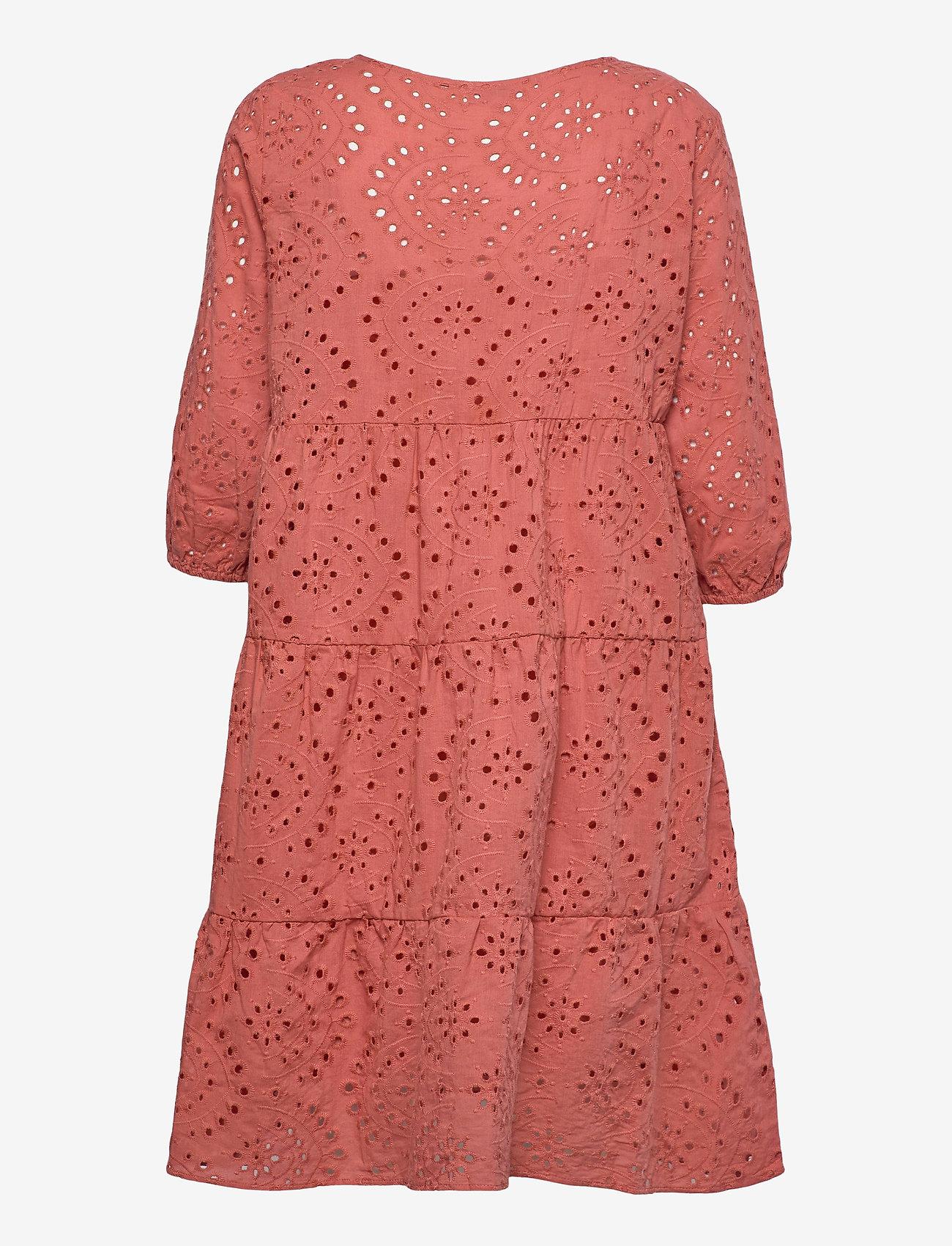 Cream - RistaCR Dress - sommerkjoler - aragon - 1