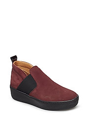 Dana sneakers - WINE RED