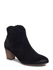 Masha boot - PITCH BLACK