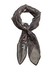 Tiger scarf - IRON GRAY