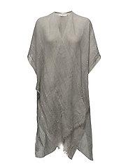 Adisa Kimono - LIGHT GREY MELANGE
