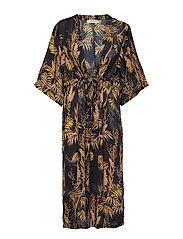 Zarah kimono - PITCH BLACK
