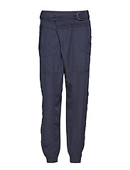 Mahira Pant - ROYAL NAVY BLUE