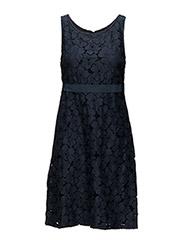 Fatma dress - ROYAL NAVY BLUE