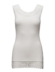 Florence Top - CHALK