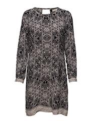 Barbra Dress - CAPTAIN NAVY