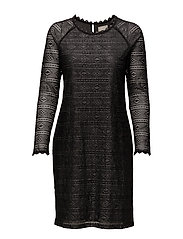 Allelu Dress - PITCH BLACK