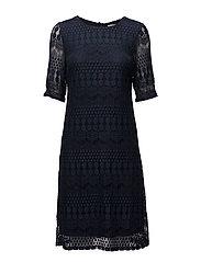 Melissa Dress - ROYAL NAVY BLUE