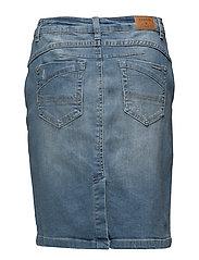 Fry Denim Skirt