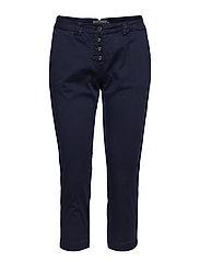 Lorelai Pants - ROYAL NAVY BLUE