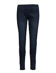 Belus jeans - katy fit - DARK BLUE DENIM