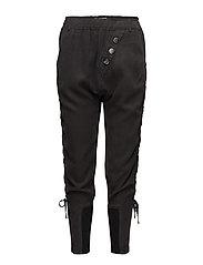 Sillian Pants - PITCH BLACK