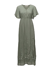 Abby Dress - LILY GREEN