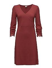 Rosemary Solid Dress thumbnail