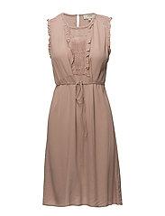 Kasandra Dress - WASHED ROSE