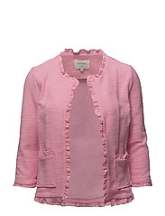 Nellie cardigan - SEA PINK
