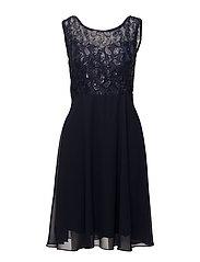 Arabella Dress - ROYAL NAVY BLUE