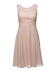 Arabella Dress - SEPIA ROSE