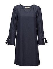Valery Dress - ROYAL NAVY BLUE