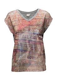 Catia Tshirt - ROSE SMOKE