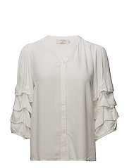 Chryssa Shirts - CHALK