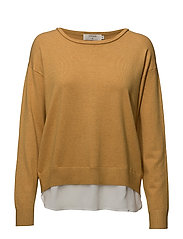 Tammy Pullover - AMBER GOLD