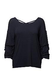 Valerie blouse - ROYAL NAVY BLUE