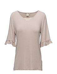 Lilja T-shirt - ROSE SMOKE