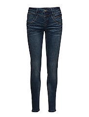 Cariola Jeans - Bailey fit-slim leg - RICH BLUE DENIM